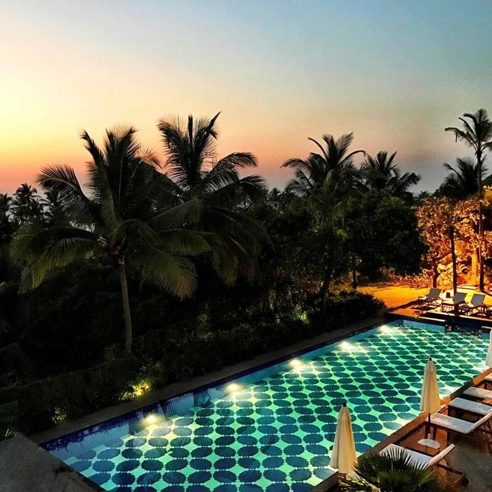 W Resort, Goa